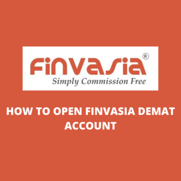 How To Open Finvasia Demat Account - Step By Step Guide