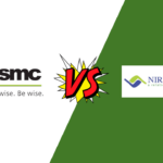 SMC Global Vs Nirmal Bang