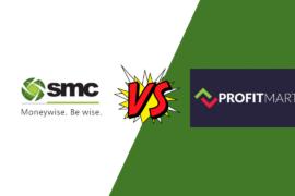 SMC Global Vs Profit Mart