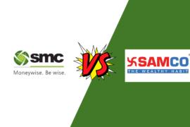 SMC Global Vs Samco