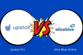 Upstox Vs Alice Blue Online