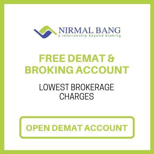 open Nirmal Bang demat account