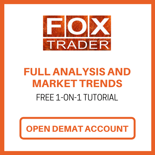 open fox trader demat account