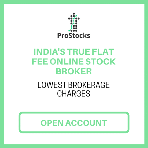 open prostocks demat account