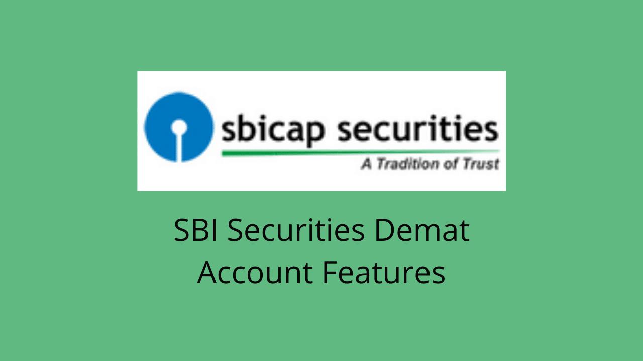 SBI Demat Account