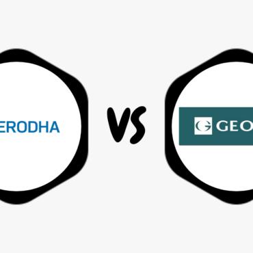 Zerodha Vs Geojit – Compare Best Discount & Full Service Broker