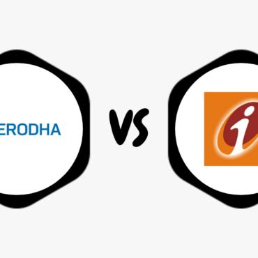 Zerodha Vs ICICI Direct – Compare Best Discount & Full Service Broker