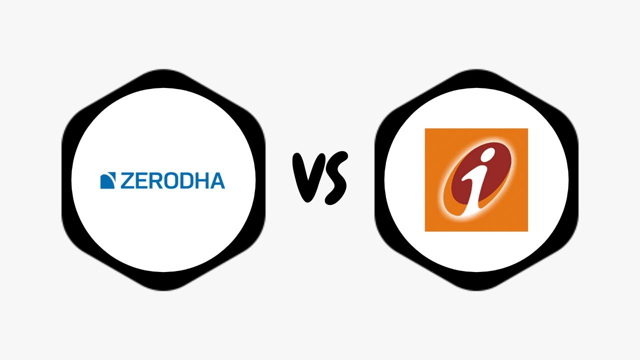 Zerodha Vs ICICI Direct Comparison