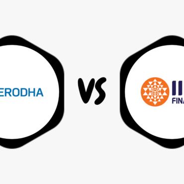 Zerodha Vs IIFL – Compare Best Discount & Full Service Broker