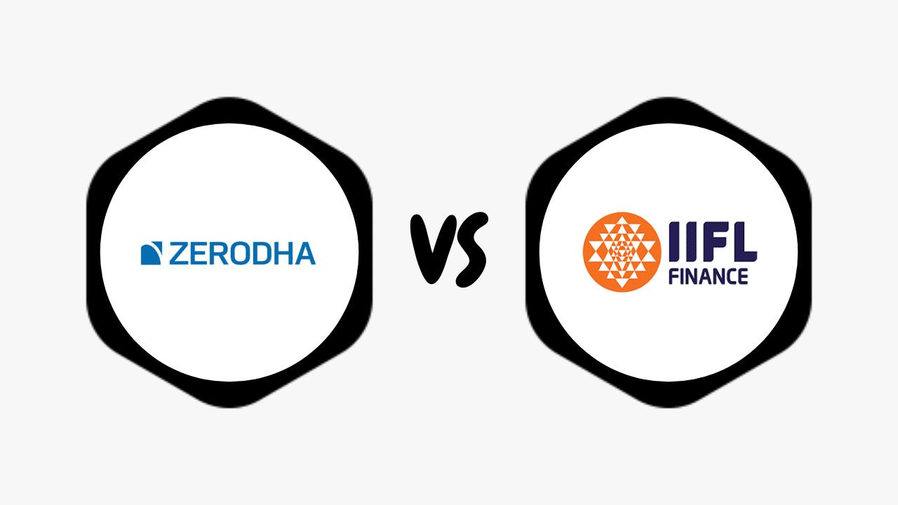 Zerodha Vs IIFL Comparison