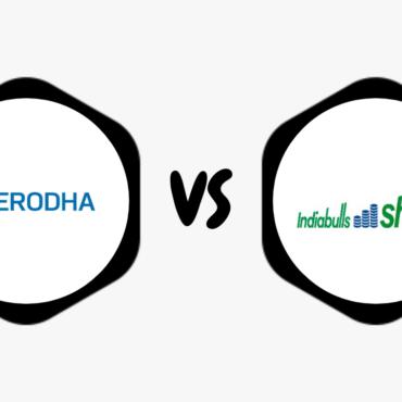 Zerodha Vs Indiabulls Subh – Compare Best Discount & Full Service Broker