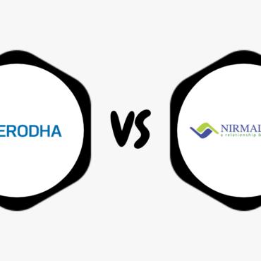 Zerodha Vs Nirmal Bang – Compare Best Discount & Full Service Broker