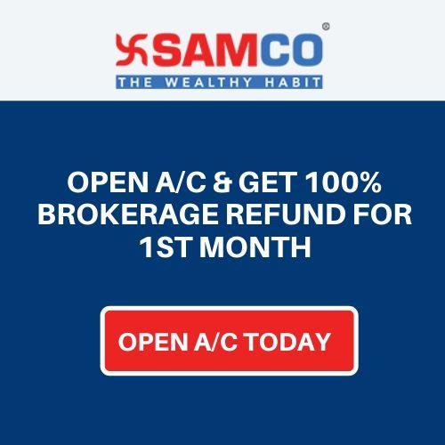 Samco Open Demate Account